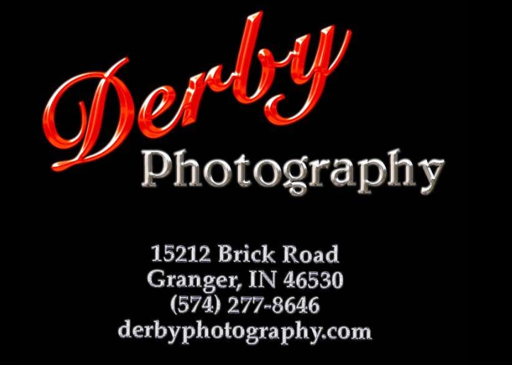Derby Photography Logo